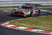 24 h Nürburgring - Vorzeitiges Aus für Dominik Baumann