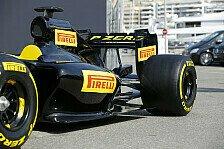 Formel 1 - Bilder: Monaco GP - Präsentation: Pirelli zeigt 2017er-Reifen