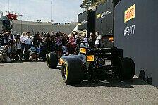 Formel 1 - Endlich fix: Pirelli bleibt Reifenpartner