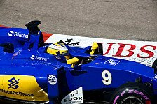 Formel 1 - Sauber-Crash: Nasr missachtet Teamanweisung