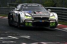 24 h Nürburgring - Schubert-BMW: Drama um den neuen M6 GT3