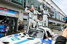 24 h Nürburgring - HTP legt Protest gegen Black Falcon ein