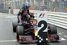 Formel 1 heute vor 4 Jahren: Red Bull verbockt Ricciardos Sieg