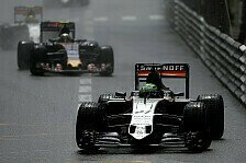 Formel 1 - Gute Strategien, schlechte Strategien: Force India: Podium f�r Perez, Frust f�r den Hulk