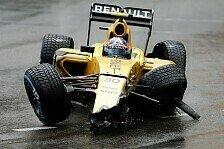 Formel 1 - Nach Crash: Neues Chassis für Palmer