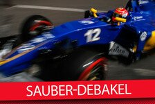 Formel 1 - Video: MSM TV: Sauber-Debakel - Nasr vs. Ericsson