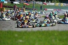 ADAC Kart Masters - 180 Teilnehmer in Kerpen