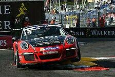 Supercup - Wichtige Punkte für Jeffrey Schmidt in Monaco
