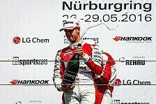 Motorsport - Nürburgring: Sieg und Podium für Dennis Marschall