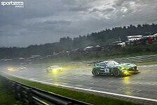 24 h Nürburgring - Spektakuläre Premiere für Indy Dontje