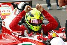 ADAC Formel 4 - Mick Schumacher: Doppel-Pole am Lausitzring