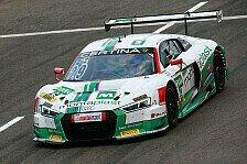 VLN - Land-Motorsport bezwingt Regenchaos