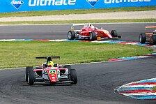 ADAC Formel 4 - Mick Schumacher siegt auf dem Lausitzring