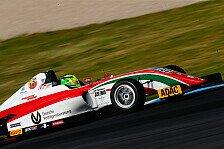 ADAC Formel 4 - Lausitzring: Zweifach-Sieg für Mick Schumacher