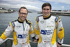 Rallye - Azoren: ADAC Opel Rallye Junior Team unbelohnt