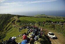 Rallye - Opel Rallye Junior Team erobert die EM-Spitze