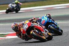 MotoGP - Pedrosa beschwert sich über Vinales