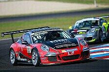 Zwei Top-5-Platzierungen auf dem Lausitzring