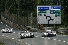 24 h von Le Mans - Testtag