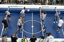 WRC - WRC-Stars ersetzen Kickerfiguren