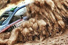 WRC - Video: Paddon: Zweiter Crash in Folge - das Tief dauert an