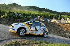 ADAC Opel Rallye Cup - ADAC Opel Rallye Academy startet