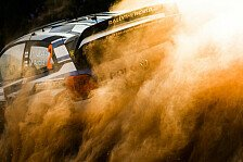 WRC - Bilder: Rallye Italien-Sardinien - Vorbereitungen & Shakedown