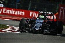 Formel 1 - Hülkenberg: Vielversprechende Pace