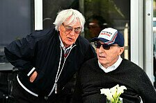 Formel 1, Ecclestone neuer Williams-Eigner? Team dementiert