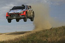 WRC - Video: Hyundai jagt das nächste Podium