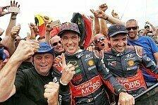 WRC - Bilder: Neuville & Hyundai: Die 30 besten Bilder