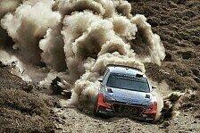 WRC - Video: Neuville schlägt auf Sardinien mit Sieg zurück