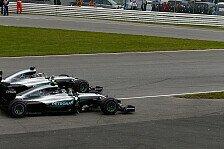 Formel 1 - Mercedes in Baku: Rosberg-Kampfansage! Comeback?