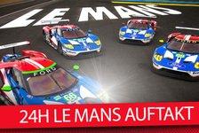 24 h von Le Mans - Video: MSM TV: Willkommen im Motorsport-Mekka
