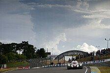 24 h Le Mans - Bilder: 24 Stunden von Le Mans - Trainings