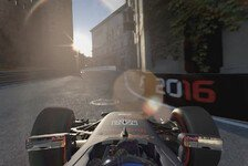 Games - Video: F1 2016: Daniel Ricciardo f�hrt uns durch Baku