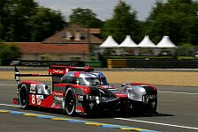 24 h von Le Mans - Video: Allan McNish erklärt den Audi R18