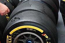 Formel 1 - Baku-Premiere: Pirelli ändert Reifendruck-Vorgaben