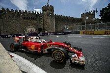 Formel 1 - Freitags-Check: Red Bull und Ferrari sehen alt aus