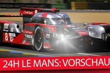 24 h von Le Mans - Video: MSM TV: Letzte News vor dem Start des Langstreckenklassikers