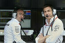 Ex-Mercedes-Technik-Guru Paddy Lowe vor neuem Mega-Job bei Williams