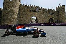 Formel 1 - Baku-Sensation: Manor demütigt Renault und Button