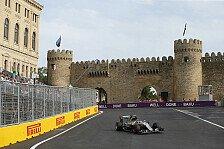 Formel 1 - Live-Ticker: Der Samstag in Baku