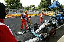 Formel 1 - Hamiltons Baku-Debakel: Analyse in 7 Schritten