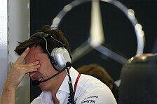 Formel 1 - Video: Mercedes über Radio Ga Ga in Baku