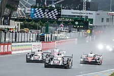 24 h von Le Mans - Bilder: 24 Stunden von Le Mans - Rennen