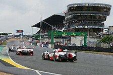 24 h von Le Mans - Video: Drama! Toyotas Rückblick auf Le Mans 2016