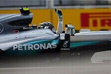 Formel 1 - Deutscher Doppelsieg in Baku: Rosberg vor Vettel
