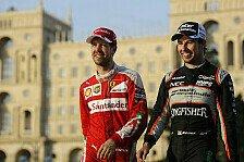 Formel 1 - Sergio Perez und der verpasste Ferrari-Traum