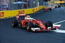 Formel 1 - Vettel widersetzt sich Teamorder und wird belohnt